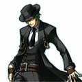 Hazama Cosplay De  BlazBlue