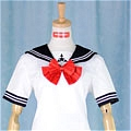 Japanese Uniform School Girl (Saori Summer)