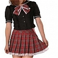 Japanese Uniform School Girl (Ekiru)