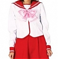 Japanese Uniform School Girl (Fusako)