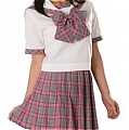 Japanese Uniform School Girl (Hanako)