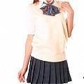 Japanese Uniform School Girl (Harumi)