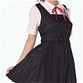 Japanese Uniform School Girl (Hikari)