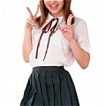 Japanese Uniform School Girl (Kaoru)