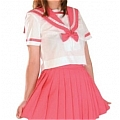 Japanese Uniform School Girl (Kazue)