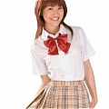 Japanese Uniform School Girl (Maki)