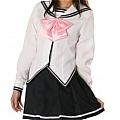 Japanese Uniform School Girl (Nana)