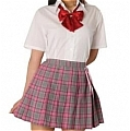Japanese Uniform School Girl (Nui)