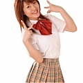 Japanese Uniform School Girl (Sayako)