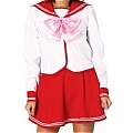 Japanese Uniform School Girl (Teiko)