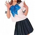 Japanese Uniform School Girl (Tokie)