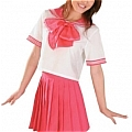 Japanese uniform school Girl (Emiri)