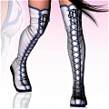 Jaycee Shoes from Tekken Tag Tournament 2