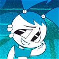 Jenny Cosplay from My Life as a Teenage Robot
