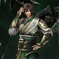 Jiang Wei Cosplay from Dynasty Warriors