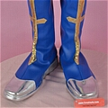 Jin Shoes (C465) De  BlazBlue: Calamity Trigger
