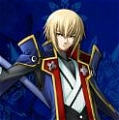 Jin Wig from BlazBlue: Calamity Trigger