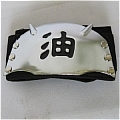 Jiraya Headband (Package) Da Naruto