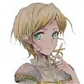Joan of Arc Csoplay from Axis Powers Hetalia