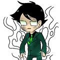 John Egbert Cosplay from Homestuck