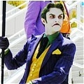 Joker Cosplay (Violet) von Batman