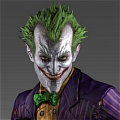Joker Cosplay von Batman Arkham City