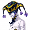 Joker Cosplay from Persona 2
