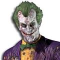 Joker Costume (2nd) from Batman Arkham City