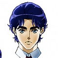 Jonathan Wig from JoJo's Bizarre Adventure