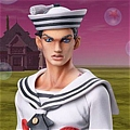Josuke Cosplay (Sailor Uniform) De  JoJo's Bizarre Adventure