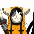 Jubei Cosplay from Blazblue