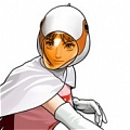Jun Cosplay von Science Ninja Team Gatchaman