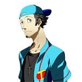 Junpei Iori Cosplay from Persona 4