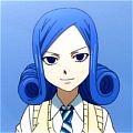 Juvia Cosplay (School Uniform) from Fairy Tail