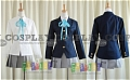 K-ON Girl School Uniform( Skirt for Samantha from K-ON)