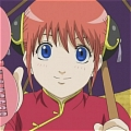 Kagura Cosplay (2nd) from Gin Tama