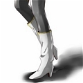 Kagura Shoes von Fairy Tail