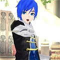 Kaito Cosplay (Classic) from Project Diva