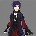 Kaito Cosplay (Tsugai Kogarashi) from Vocaloid