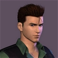 Chris Vest from Resident Evil
