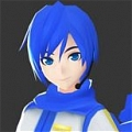 Kaito Wig (Diva) from Project Diva