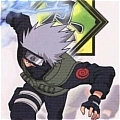 Kakashi Cosplay Costume from Naruto