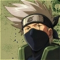 Kakashi Cosplay Wig from Naruto