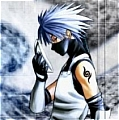 Kakashi Hatake Anbu Cosplay Costume from Naruto