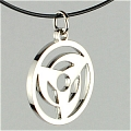 Naruto Accessories (Kakashi Necklace) Da Naruto