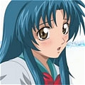 Kaname Cosplay from Full Metal Panic