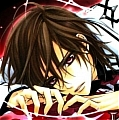 Kaname Kuran Wig from Vampire Knight