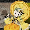 Kanaria Costume from Rozen Maiden