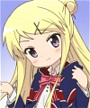 Karen Cosplay from Kiniro Mosaic