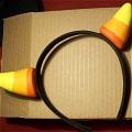 Karkat Horn from Homestuck